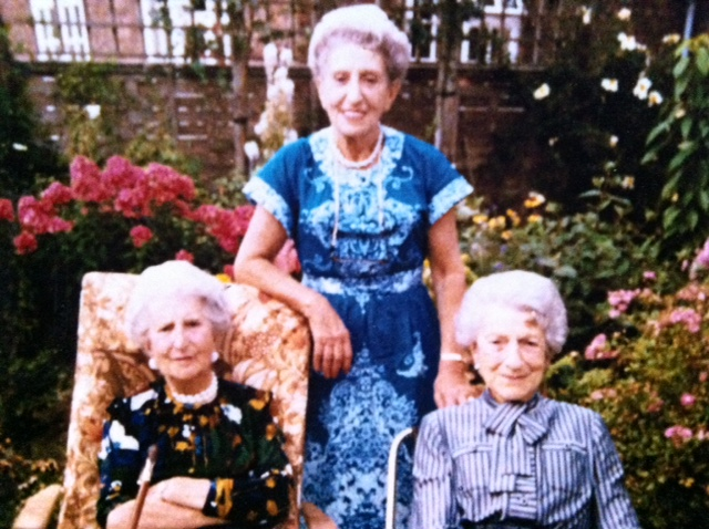 Grandma Susie and Her Sisters