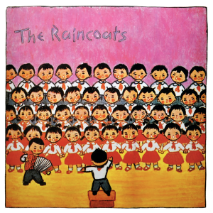 Raincoats cover