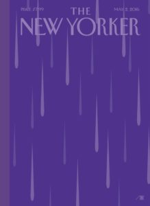 Nyer Purple Rain Cover