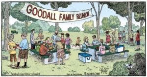 Goodall Family Reunion